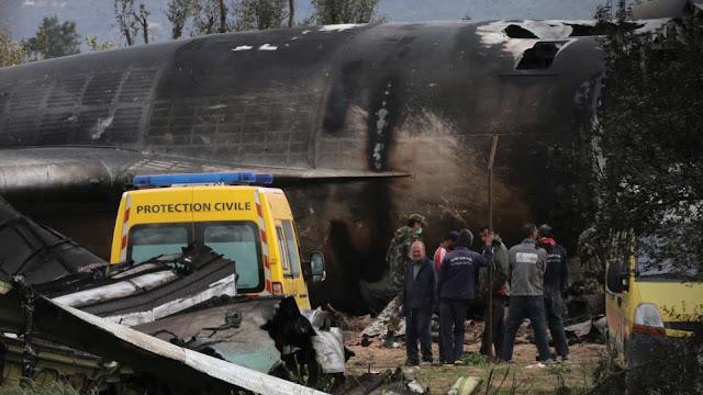 Αλγερία: Οι πρώτες μαρτυρίες για την αεροπορική τραγωδία των 257 νεκρών (βίντεο)