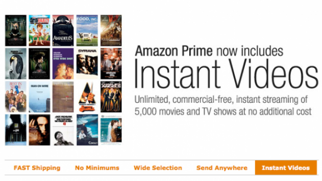 Download Amazon Prime Video App