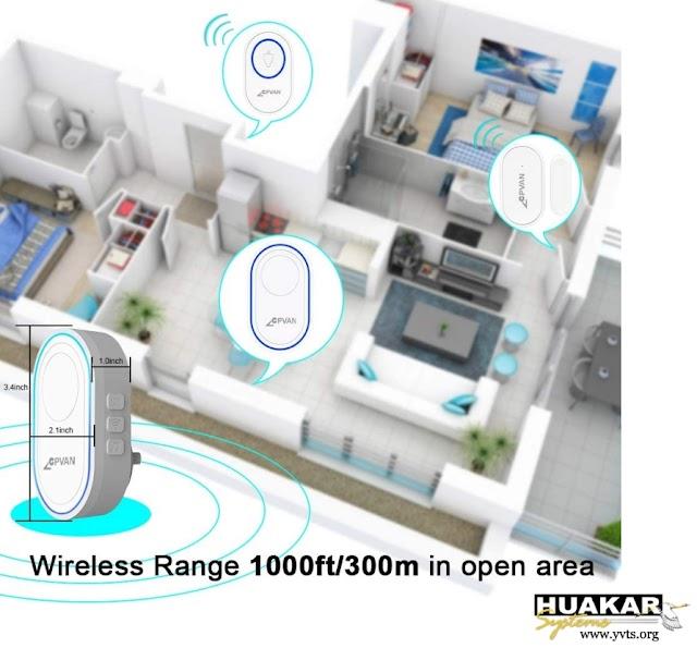 HS-SA1001 - CPVan Alarma Wi-Fi