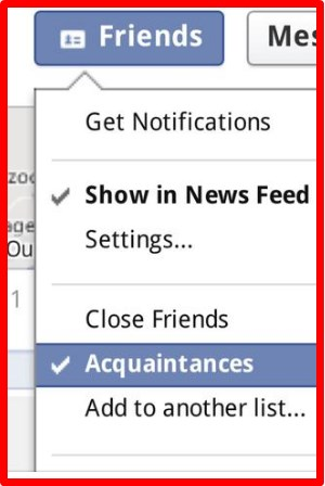 how to stop notifications on facebook from one person