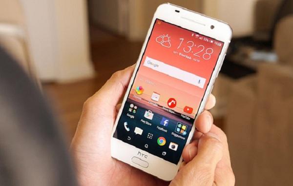 Địa chỉ thay mới mặt kính điện thoại HTC one A9