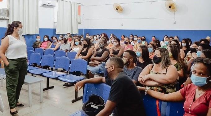 Rio de Janeiro: Saúde de Magé capacita 400 agentes comunitários de saúde