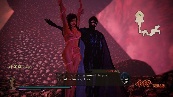 BERSERK and the Band of the Hawk PC Free Download Screenshot 2