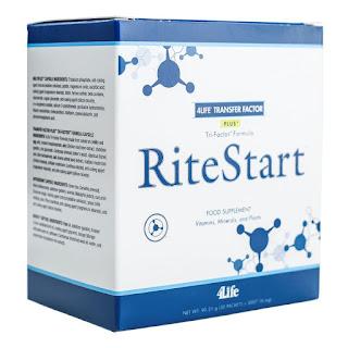 RiteStart 4life transfer factor españa