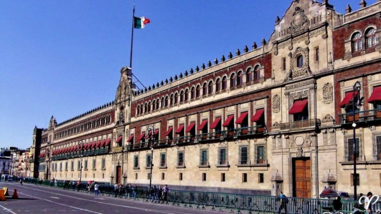 arquitectura colonial del palacio nacional