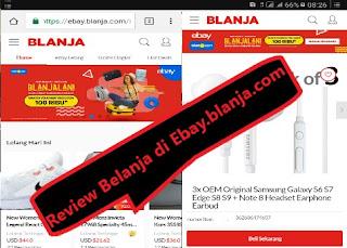 Review Belanja di Ebay.blanja.com