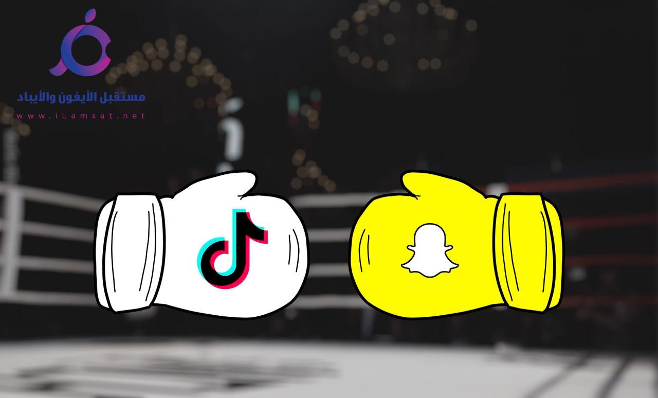 طريقة تصوير مقطع فيديو طويل علي سناب شات علي الايفون