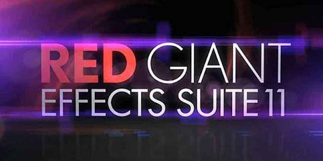 Red Giant Effects Suite 11.1.13 x64 - Bộ hiệu ứng cho đồ họa 2019