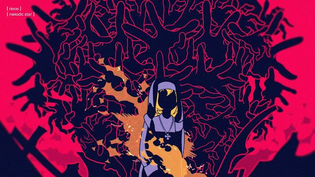 wallpaper fire force iris