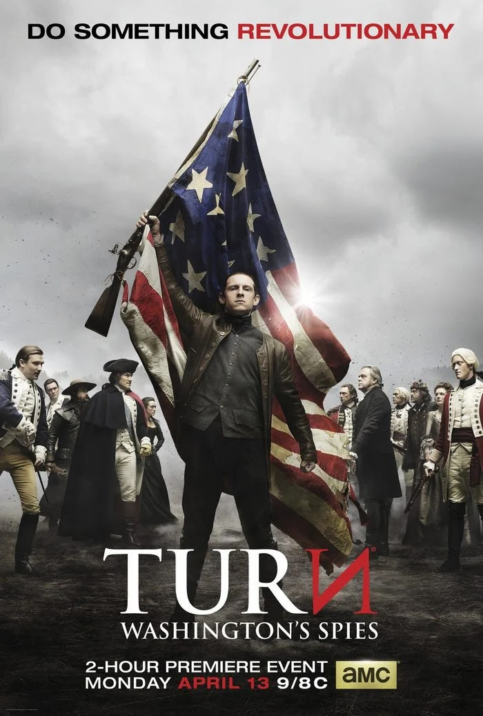 TURN: Washington's Spies Temporada 1 Subtitulado