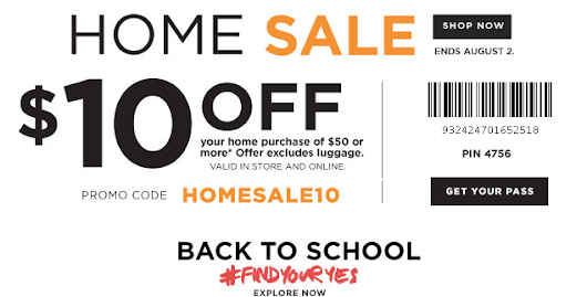 Kohl's Coupon Code: $10 off $50 | Your Retail Helper