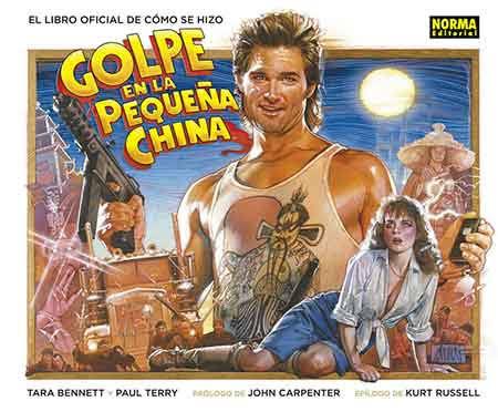 Golpe en la pequeña china, el libro oficial de la película