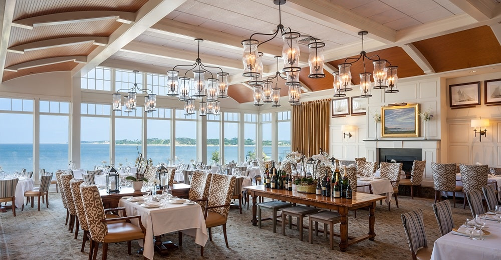 WEQUASSETT RESOT AND GOLF CLUB ADDS TWENTY-EIGHT ATLANTIC TO ITS FIVE STAR LEGACY IN FORBES TRAVEL GUIDE'S 2021 STAR AWARDS