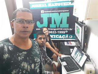 df7b42e3 9507 48cb 89a8 6a4e17a6bde0 - Novo administrador do Paranoá, Sergio Damasceno, começa seu primeiro dia de trabalho no Domingo ouvindo a comunidade local.