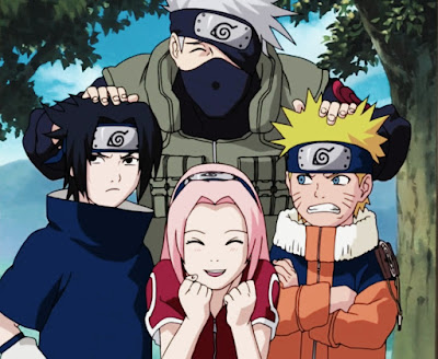 Team of Kakashi team 9 5 reasons to watch Naruto before you die