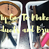My Go-To Makeup Products and Brushes