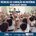 """[News] Sábado 24/4- GISELA DE CASTRO ENSINA""""TÉCNICAS DE CONTAÇÃO DE HISTÓRIAS"""" A oficina on-line ministrada pela escritora e atriz é dirigida a professores da rede municipal de ensino do Rio de Janeiro"""