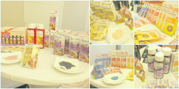 tetesept - beautypress Blogger Event