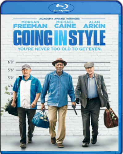 Going in Style [2017] [BD25] [Latino]