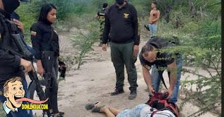 GNB mató a dos individuos fuertemente armados en el estado Lara
