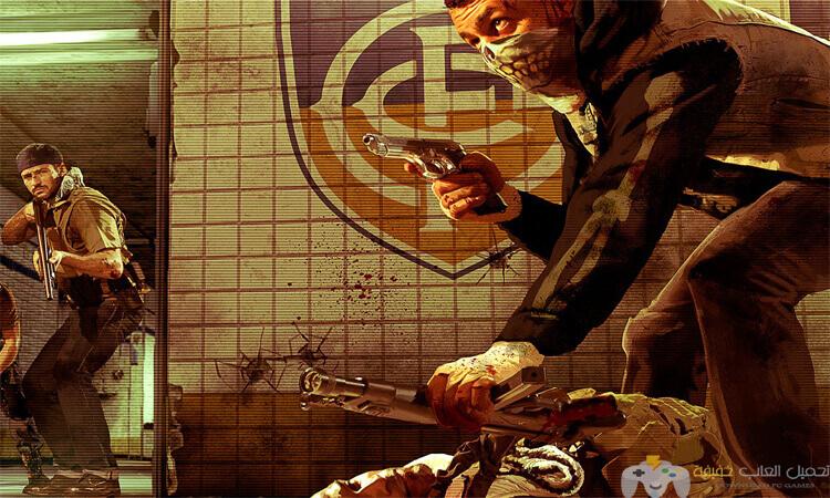 تحميل لعبه 3 Max Payne