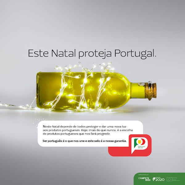 ESTE NATAL PROTEJA PORTUGAL - É A NOVA CAMPANHA DO PORTUGAL SOU EU ASSINADA PELA AGÊNCIA NO MORE