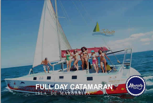 IMAGEN Full day en catamaran