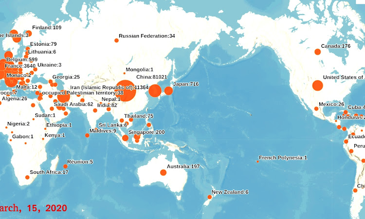 Pandemik Corona Virus : Jangan Panik!