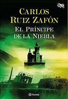 «El príncipe de la niebla» de Carlos Ruíz Zafón