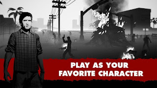 Fear the Walking Dead:Dead Run MOD Apk Data - Free Download Android Game