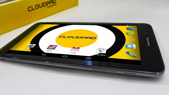 CloudFone CoudPad 700FHD Octa Core Tablet with 1080p Display for ₱8,999