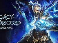 Legacy of Discord : Furious wings 1.2.3 Apk Mod Unlimited Diamond Money