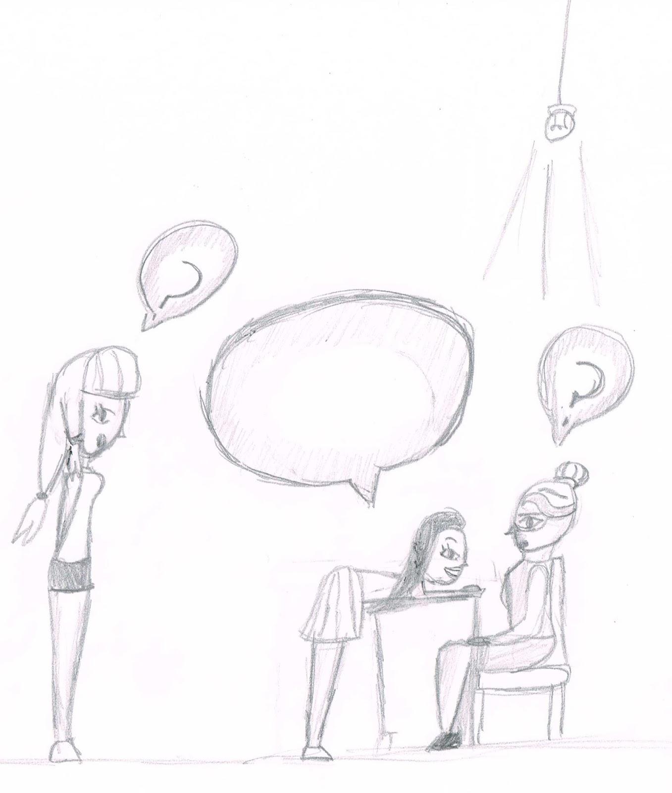 TecnoPeke: Tecnología para Pekes: Dibujos de Rokhaya para