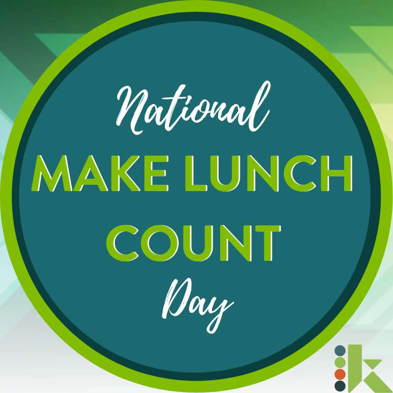National Make Lunch Count Day Wishes for Instagram