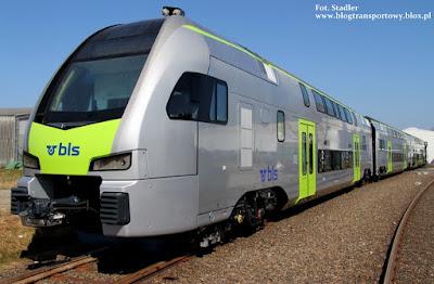 KISS dla szwajcarskich kolei BLS
