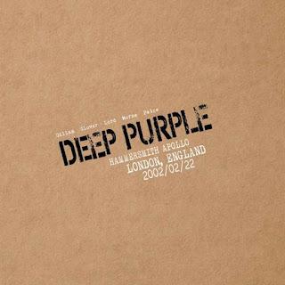 Deep purple soundboard