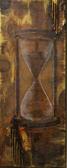 Sandglass - Daniela Rogall für PanPastel BNL