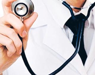 فسر كيف تصدر سماعه الطبيب صوتا اكثر قوه ؟