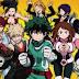 Segunda temporada de Boku No Hero Academia ganha data de estréia