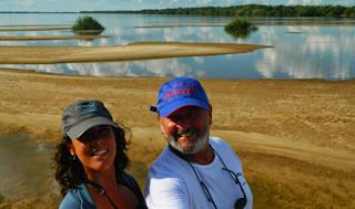 El arenal del Caraballo, un paraíso del turismo ecológico en Colón