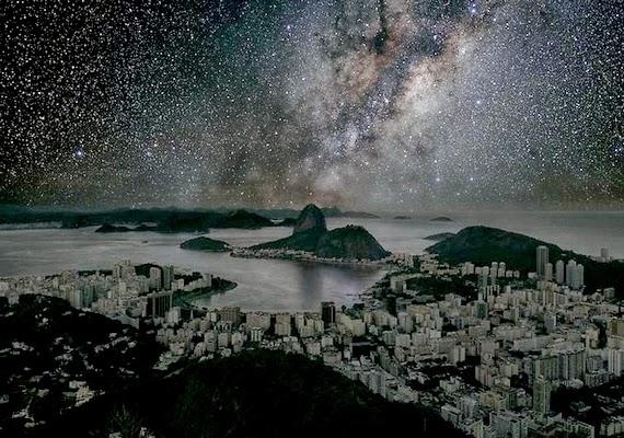 Így nézne ki a világ 7 fontos nagyvárosa mesterséges fény nélkül