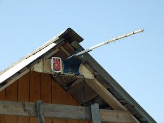 вид на крыше