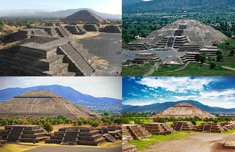 Teotihuacan Yapıtı (Piramiti) veya Tüneli Hakkında Bilgi