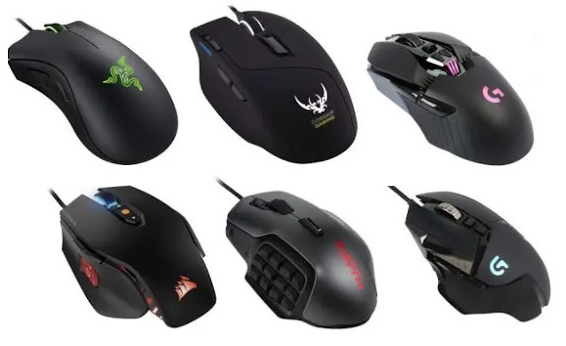 The 10 Best Wireless Gaming Mouse - Reviews