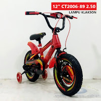 sepeda bmx anak centrum 12 inci