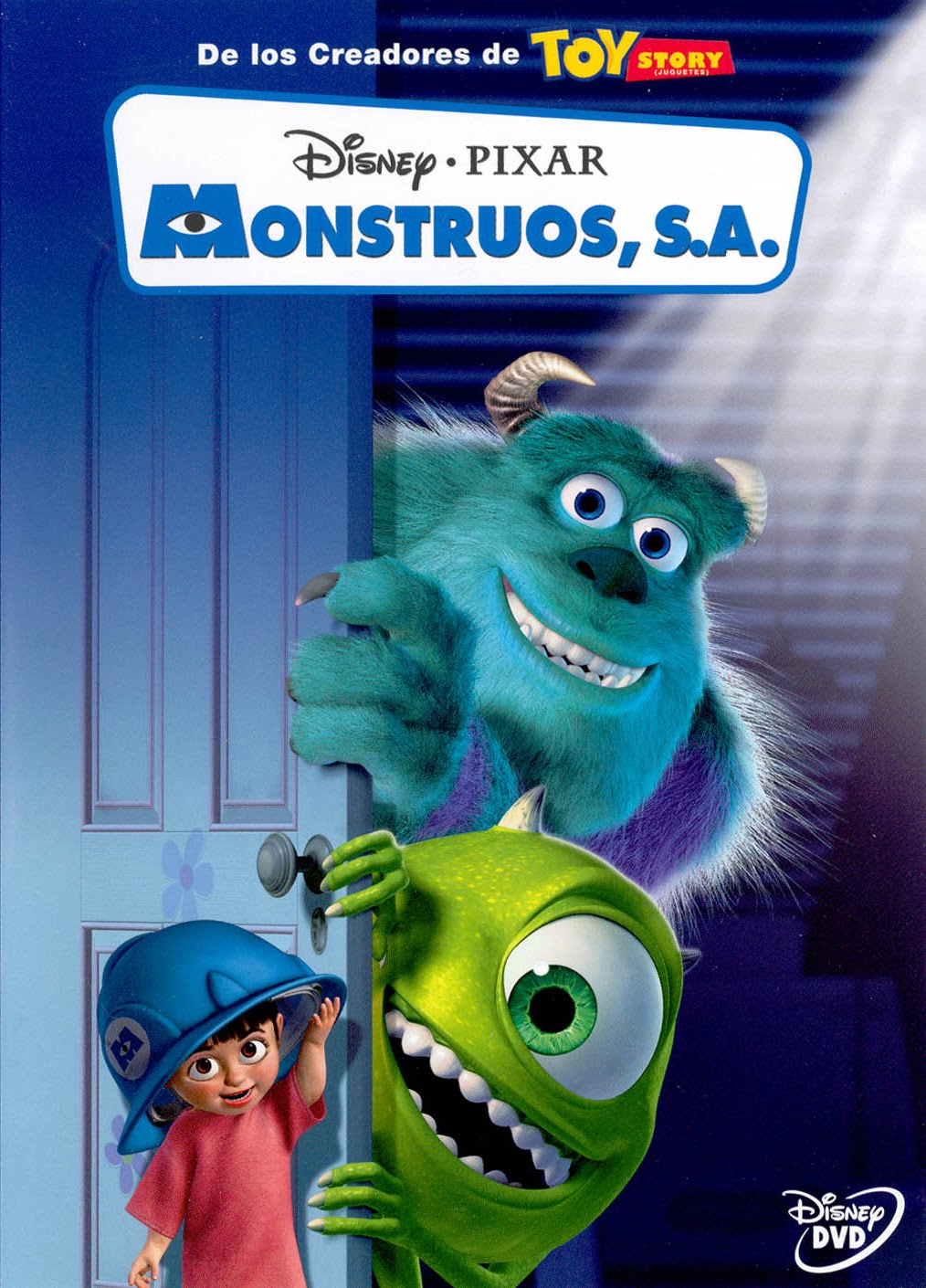 póster monstruos sa