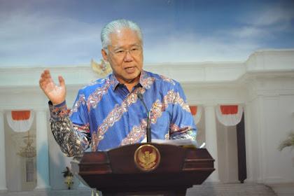 Ikut Dubai Expo 2020, Pesiden Jokowi Minta Tampilkan Indonesia Kini dan Mendatang