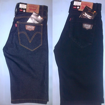 Celana Jeans pendek pria Murah