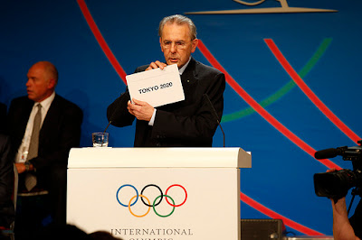 Tokyo to Host 2020 Summer Olympics (Games of the XXXII Olympiad). The President (Jacques Rogge) of the IOC (International Olympic Committee) announces the 2020 Olympic Bid winner (Host city) on Saturday (September 07) at 125th IOC Session in Buenos Aires, Argentina.