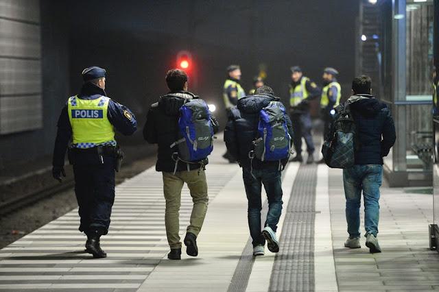 السويد تبدأ بترحيل اللاجئين السوريين بعد استقرار الأوضاع الأمنية في عدة محافظات سورية